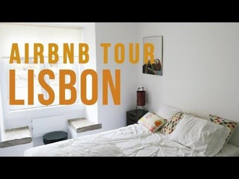 My Fabulous, Affordable Airbnb Apartment In Lisbon, Portugal.