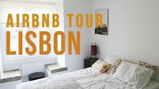 Gambar cover My Fabulous, Affordable Airbnb Apartment In Lisbon, Portugal.   Sabrina Theresa