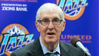 Longtime Utah Jazz Coach Jerry Sloan Passes Away At 78