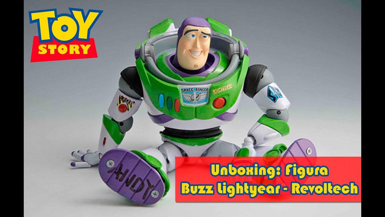 Uncategorized Buzz Lightyear Videos unboxing figura buzz lightyear revoltech youtube revoltech