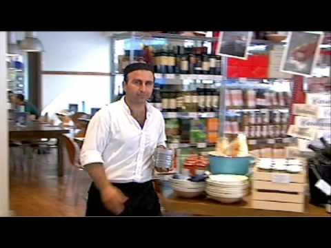 Carluccios Promotional Video