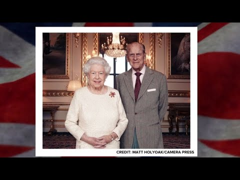 Queen Elizabeth II, Prince Philip Celebrate 70 Years Of Marriage