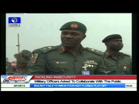 Nigerian Military Tasked On Improved Relationship With Citizens