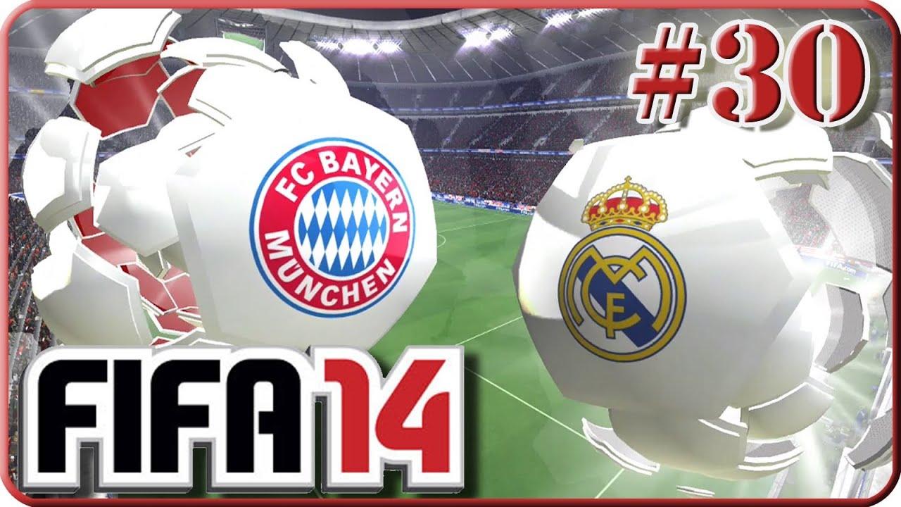 Rückspiel Real Bayern