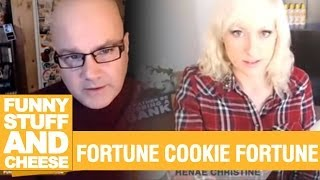 FORTUNE COOKIE FORTUNE  - Funny Stuff And Cheese #76 Thumbnail