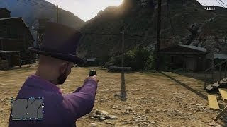 Gambar cover GTA V ONLINE: CON LA MUERTE EN LOS TALONES