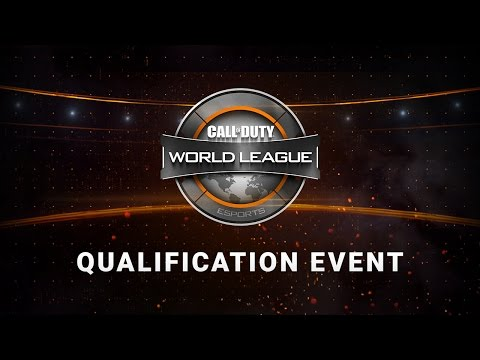 Official Call of Duty® World League - 12/5 Europe Qualification Event Live Stream