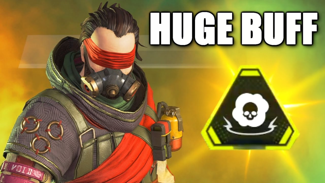 Download ToddyQuest teaches me about the BUFFED Caustic in Apex Legends