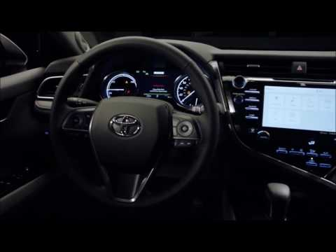 The 2018 Camry