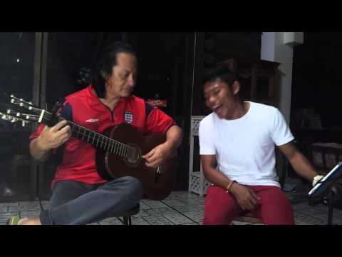 """""""When A  Man Loves A Woman"""" acoustic cover by Bunot"""