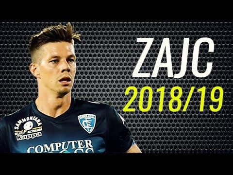 Miha Zajc • 2018/19 • Empoli • Best Skills, Passes & Goals • HD