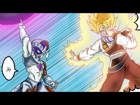 Goku's Lost Arc On Yardrat! | Yardrats | COMPLETE STORY