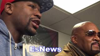 epic fail how sports center dropped ball in floyd mayweather interview EsNews Boxing