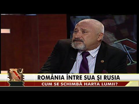 ROMANIA INTRE SUA