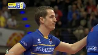 Волейбол  Ребятня  ЕОО 2016  Франция Россия  25fps  Багга  10 01 2016