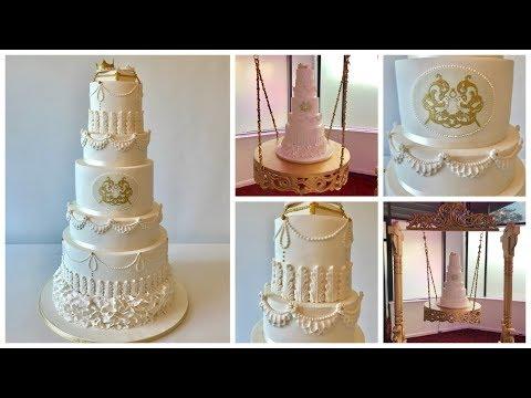 Ark Royal Wedding Cake 2018