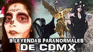 9 Leyendas Paranormales De CDMX