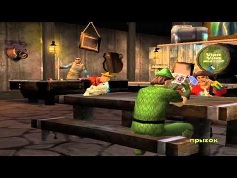 Обзор игры Shrek Super-Slam