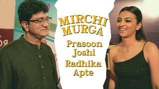 Prank on Radhika Apte & Prasoon Joshi | RJ Naved | Mirchi Murga