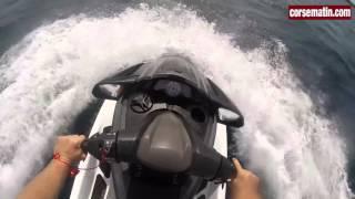 Supplément moteur : essai scooter des mers Yamaha SVHO