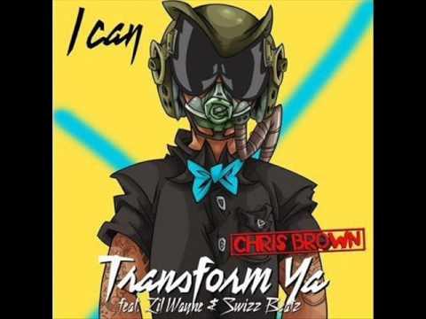 Chris Brown - I Can Transform Ya INSTRUMENTAL.wmv
