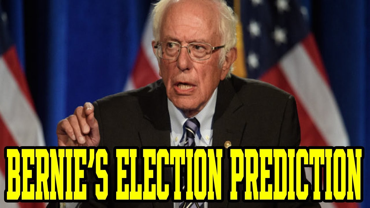 Bernie Sanders' Viral 'Word for Word' Election Prediction on Fallon ...