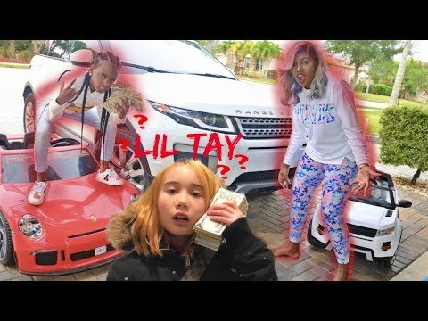 I WANT TO BE THE NEXT LIL TAY PRANK ON MOM