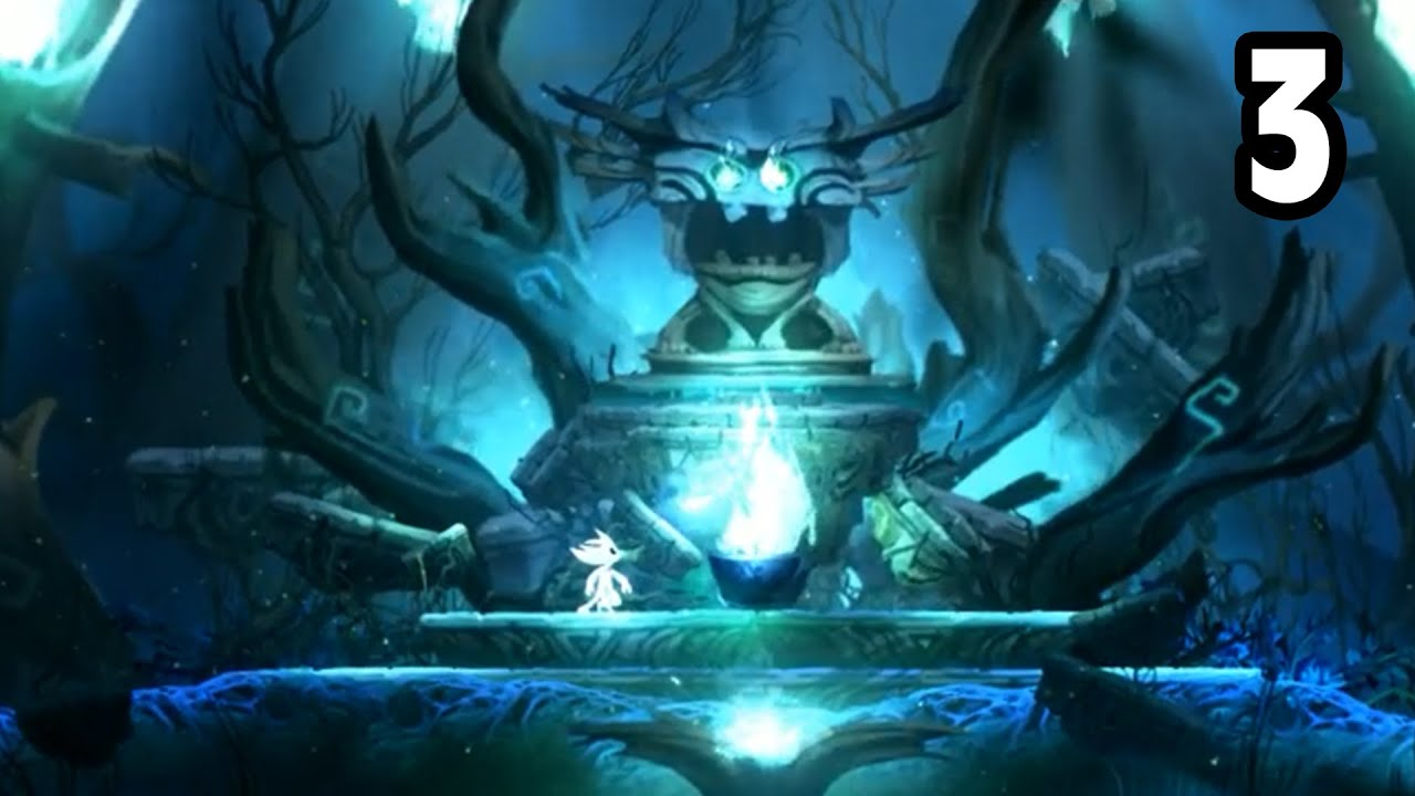 Stream Footage: Ori and the Blind Forest [Part 3]