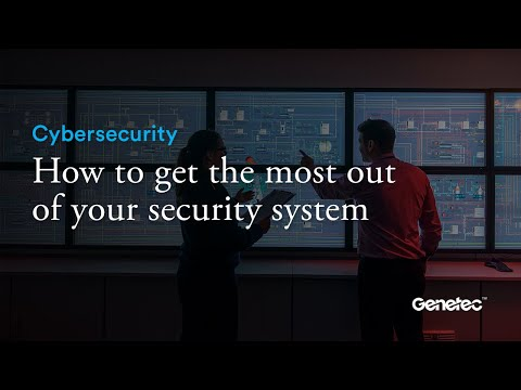 Cybersecurity - System usage and best practices