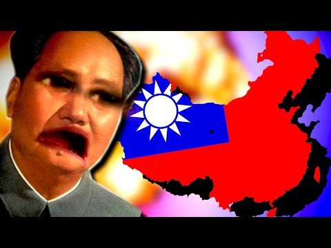 What If Communist China Lost? (Iron Curtain) | Hearts of Iro