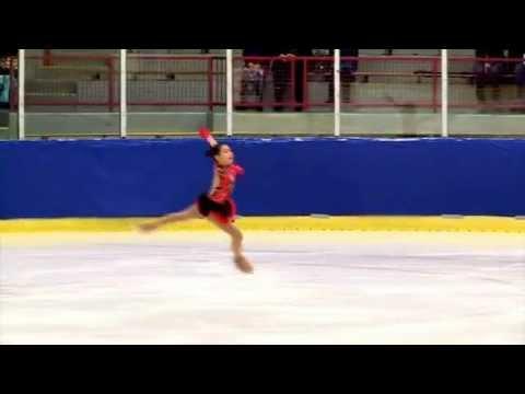 Emmy Ma - '12 N. Atlantic Regional Championships - FIRST PLACE