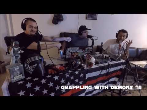 Grappling With Demons #5