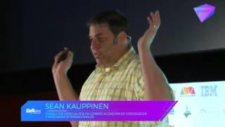 EVA 2015 - Sean Kauppinen - Pitching, Marketing and Business Advices for Game Developers.