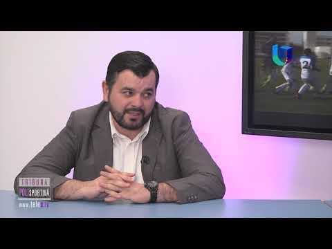 """TeleU: Adrian Tal la """"Tribuna polisportivă"""""""
