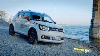 """Die Suzuki """"Allrad für alle"""" Roadshow 2017"""