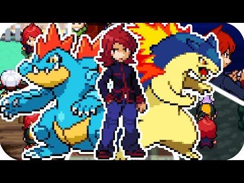 Pokémon HeartGold & SoulSilver - All Rival Silver Battles (1080p60)