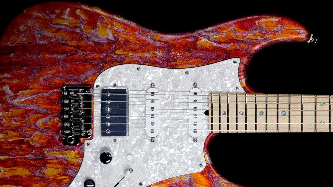 Deep Atmospheric Ballad Guitar Backing Track Jam in B Minor