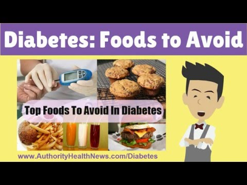 See Foods to AVOID with Diabetes [FULL List: Diabetes Foods to Avoid]