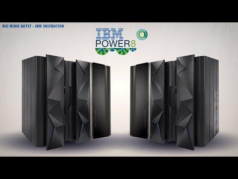 Create LPAR, Configure VIOS and Install AIX on Power E850