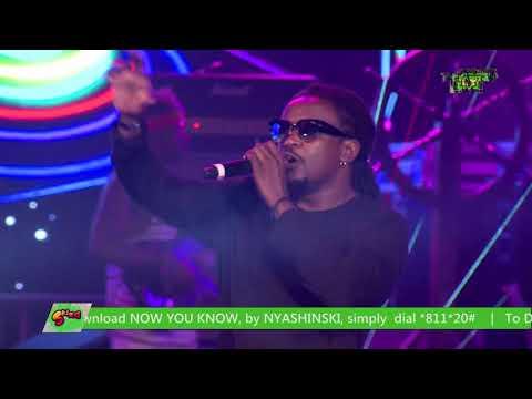 Nyashinski - Now You Know #TwawezaLive Mombasa