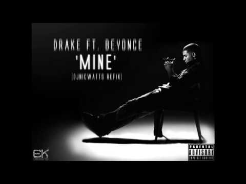 Drake Ft. Beyonce | Mine (Drake Solo Version)