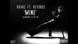 Repeat youtube video Drake Ft. Beyonce | Mine (Drake Solo Version)