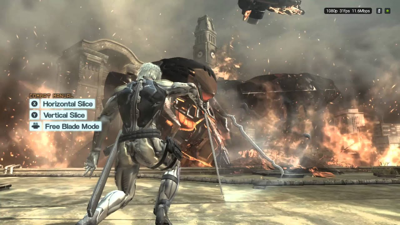 Metal Gear Rising: Revengeance[3D] - 4PDA