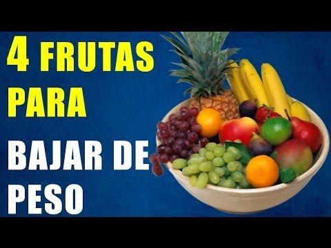 Frutas para adelgazar rapidamente sonido