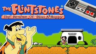 The Flintstones: The Rescue of Dino & Hoppy - NES LetsPlay Deutsch