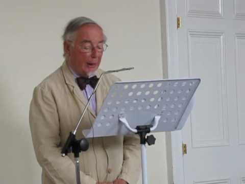 Martin Sturge reads