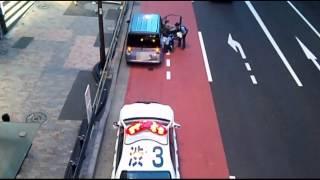 【警察】渋谷警察署前で職務質問をする?渋谷3