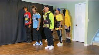 "Baixar ""TOOSIE SLIDE"" - Drake | @THEFUTUREKINGZ (Dance Video)"
