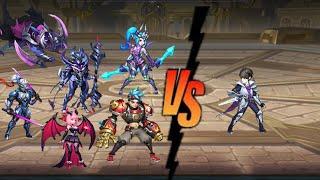 GUSION vs ALL! | Mobile Legends Adventure screenshot 5