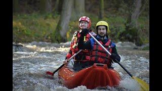 SUPERDIVOKÁ VODA ⚠️ Vavřinecký potok se proměnil v bouřící řeku | #sportujsnami